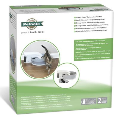 Cassetta igienica per gatti PetSafe® Simply Clean™ Automatic Litter Box
