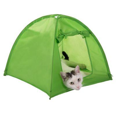 Cat Camp kattetelt | zooplus.no