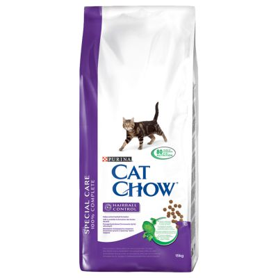 Cat Chow Adult Special Care Hairball Control Kattenvoer