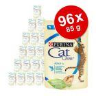 Cat Chow comida húmeda para gatos 96/104 x 85 g - Megapack Ahorro