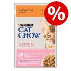 Cat Chow -kissanruoka 26 x 85 g erikoishintaan!