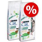 Cat Chow ração 2 x 15 kg a preço especial!