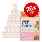 Cat Chow 26 x 85 г