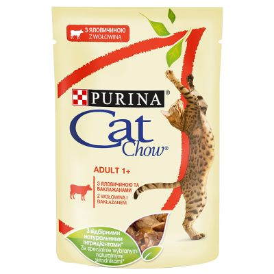 Cat Chow 24 x 85 g pour chat