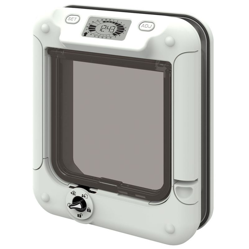 Cat Mate Cat Flap with Timer Control