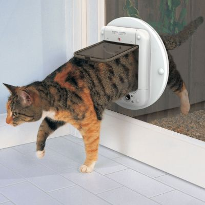 Cat Mate Microchip Cat Flap (360W)