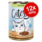 Catessy Chunks in Gravy or Jelly 12 x 400g