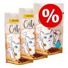 Catessy Crunchy Snacks Saver Pack 3 x 65g
