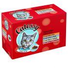 Catessy Hapjes in Saus Probeerpakket Kattenvoer
