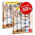 Catessy Sticks 2 embalagens em promoção: 2ª unidade com 50 % de desconto
