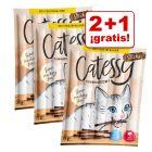 Catessy Sticks 3 paquetes en oferta: 2 + 1 ¡gratis!