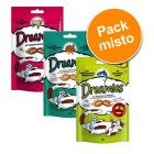 Catisfactions snacks para gatos 3 x 60 g - Pack misto