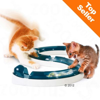 Catit Design Senses Spielschiene inkl. Ball