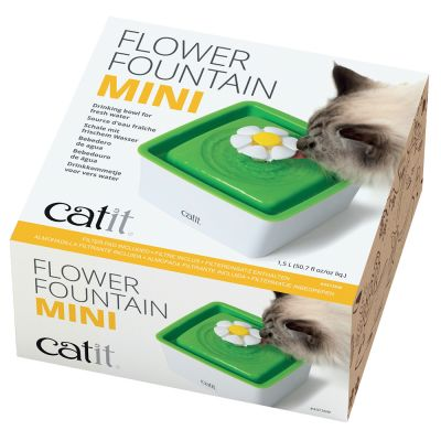 Catit 2.0 Flower Fountain MINI -vesiautomaatti