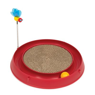 Catit Play-N-Scratch – 3 in 1 zabawka do drapania dla kota