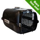 Catit White Tiger Voyageur transportbur - svart