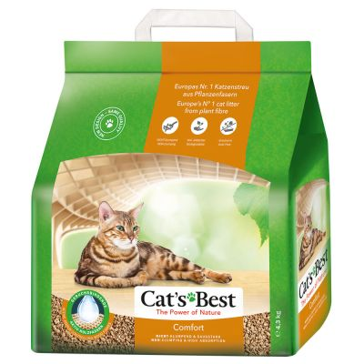 Cat's Best Comfort arena vegetal absorbente