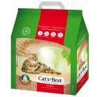 Cat's Best EcoPlus Original наполнитель
