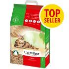 Cat's Best Original arena vegetal aglomerante