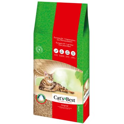 Cat's Best Original Cat litter