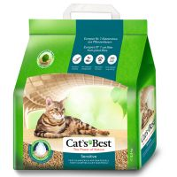 Cat's Best Sensitive arena vegetal aglomerante