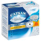 Catsan Active Fresh Συγκολλητική Άμμος