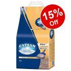 Catsan Cat Litter - 15% Off!*