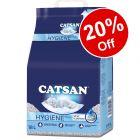 Catsan Cat Litter - 20% Off!*