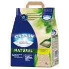 Catsan Natural areia aglomerante para gatos