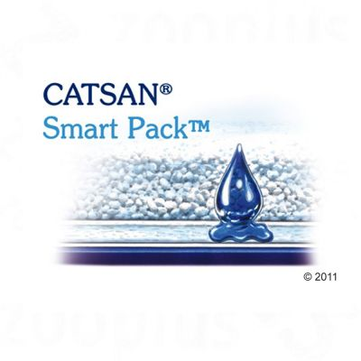 Catsan Stelivo Smart Pack