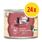 catz finefood Bio 24 x 200 g