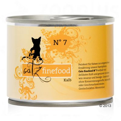 catz finefood Can Mixed Trial Pack 6 x 200g