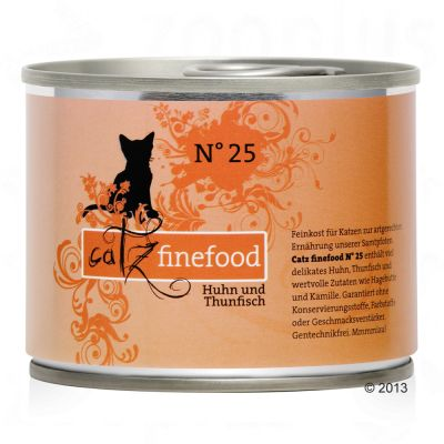 catz finefood Can Saver Pack 12 x 200g