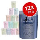 catz finefood Multipack kapsičky 12 x 85 g