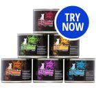 catz finefood Purrrr Can Mixed Trial Pack 6 x 190/200g