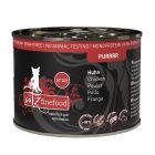 catz finefood Purrrr konzerva 6 x 200/190 g