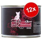 catz finefood Purrrr 12 x 200/190 g