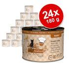 catz finefood Ragoût 24 x 180 g pour chat