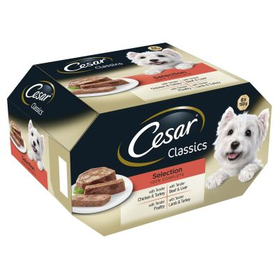 Cesar Trays Slow Cooked Classic Selection