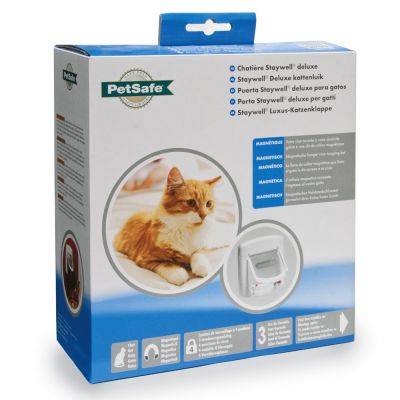 Chatière PetSafe® Staywell® 400 Deluxe pour chat
