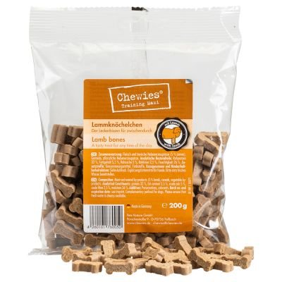 Chewies Bone Treats (Semi-Moist) 200g