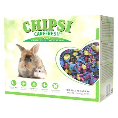 Chipsi Carefresh Confetti Pet Bedding