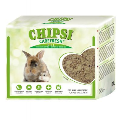 Chipsi Carefresh Original lecho de celulosa