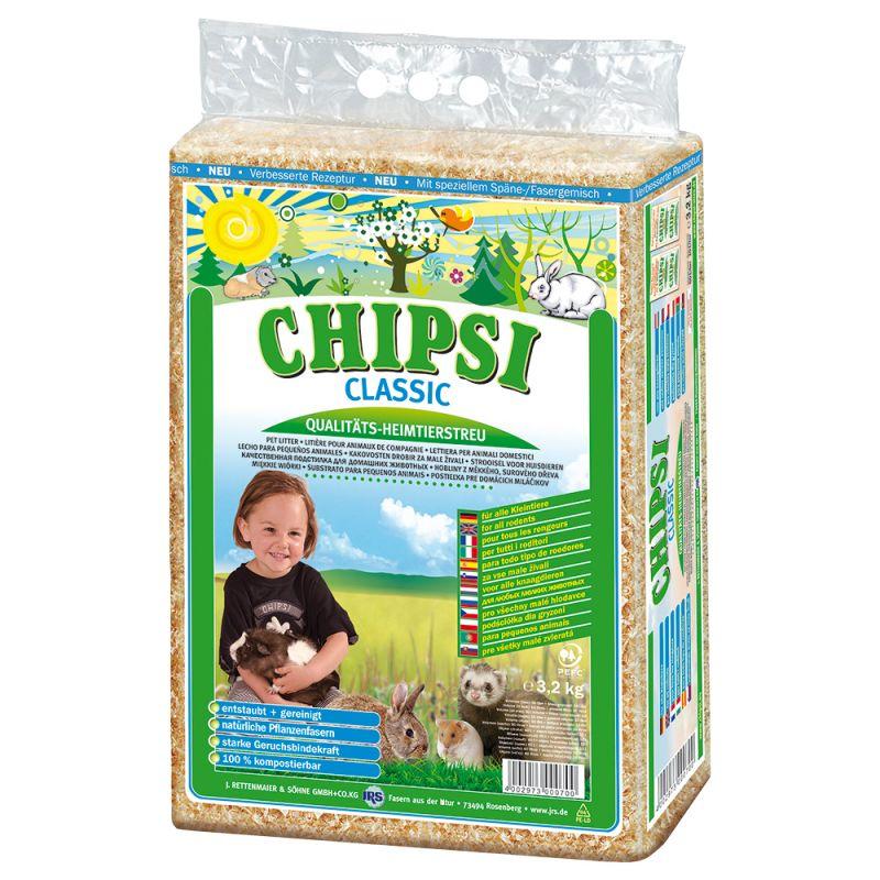 Chipsi Classic Așternut pentru animale