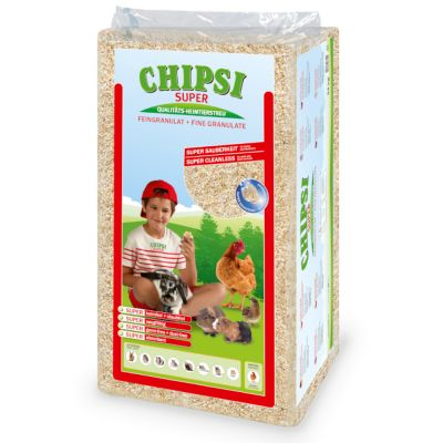 Chipsi Super Heimtierstreu