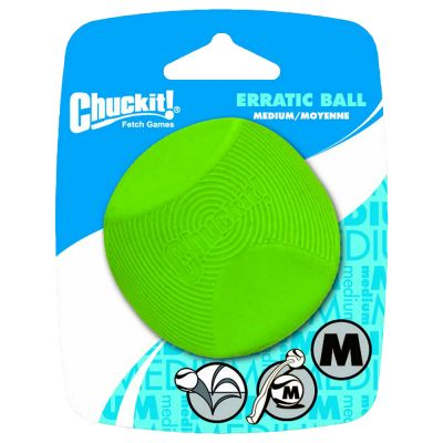 Chuckit! Erratic Ball Dog Toy