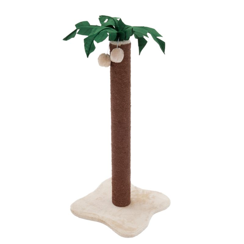 Coco Palm Scratching Post