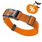 Collare Hunter London arancione