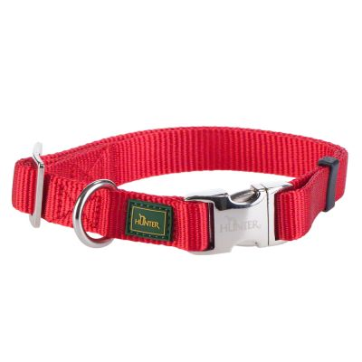 Collare Hunter Vario Basic Alu-Strong Red