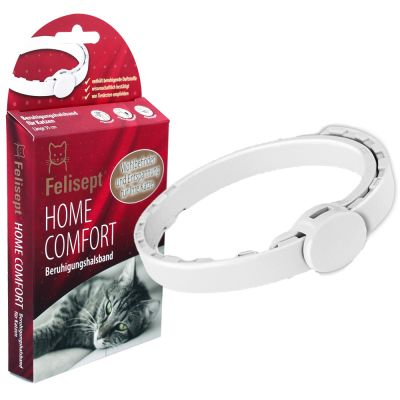 Collier apaisant Felisept Home Comfort pour chat